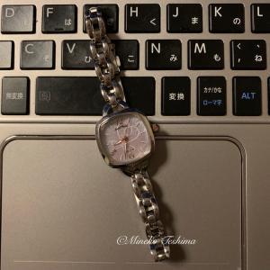 時間に追われない仕組み 〈腕時計の活用〉