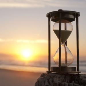 時間の「意識 と 把握」