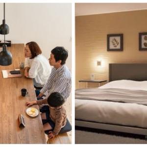 リビングは人が集う場所・寝室は良質な睡眠をとる場所