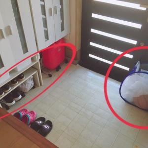 玄関の気になる箇所のBefore→After