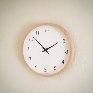 リビング の時計
