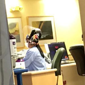 1/21/21  病室で、、