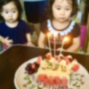 【ベジタリアンの幼児食】子どものお誕生日パーティ料理作りに困る