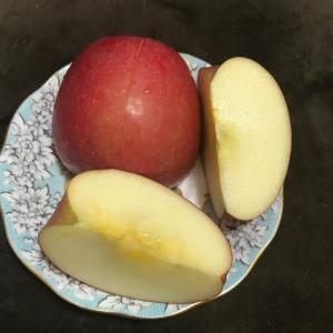 1日一個のリンゴ風邪予防に食べるビタミン