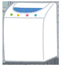 洗濯機の機嫌