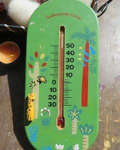日中(だけ)は暑かった・・・ぐったり