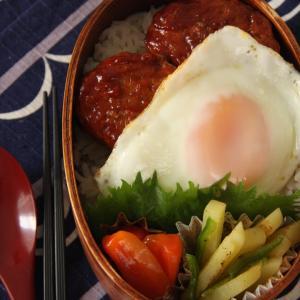 お弁当 No.623 ロコモコ丼弁当