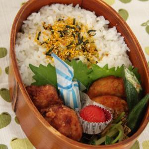 お弁当 No.699 鶏の唐揚げ&チーズ