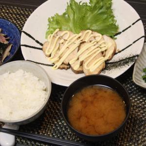 お夕飯 No.152 鶏チャーシュー