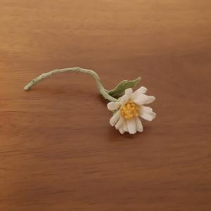 布花マーガレット