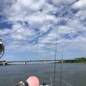 6 月 2日 久しぶりのリレー釣行