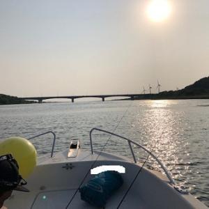 6月 4日 リレー釣行。