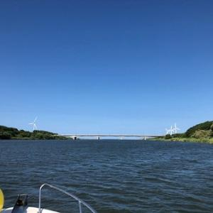 8月 14日 初釣行