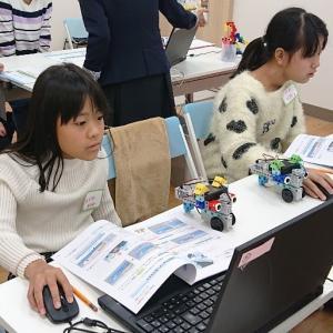 キッズプログラミング12月生募集中!~体験会ご予約はお早めに♪