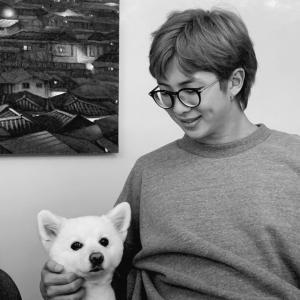 BTS小説  RMが一番想う人