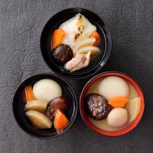 石井食品が年末年始用の注文受け付け 雑煮食べ比べて─京都新聞より