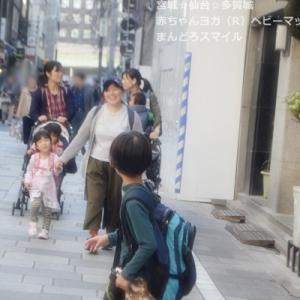プチ遠足「みんなで神社へ」と東京でもあれ(笑)