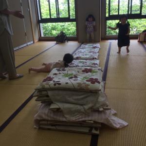 でんぐり返し記念日♡多賀城であんよのクラス