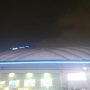 ☆裕季也猛打賞ソト43号も対G4連敗でリーグ戦終了 9/27金G-DB~東京ド