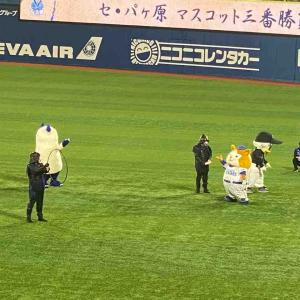 ☆久々に先発役割果たせず中継ぎ陣ほぼ失点益田引っ張り出したのを前向きに 6/4金DB-M~横浜