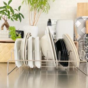 【収納】引き出しにお皿を収納。だったら「立てる収納」一択!