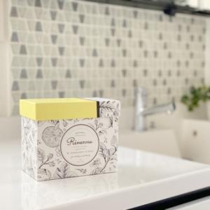 【暮らし】カンタンつけおき「Rinennaの洗剤」で、もみ洗いサヨウナラ!