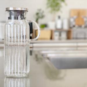 【暮らし】麦茶ポット購入、選ぶ基準からつながるシンプルな愛用品の選び方