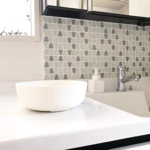 【お買い物】一番苦手なお風呂掃除を少しでもラクに!壁に浮く洗面器!!☆