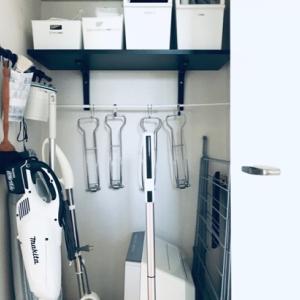 【暮らし】掃除ステーションに防災備蓄?!