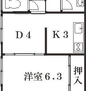 【募集中】サニーコート・サトウ 401号室 /