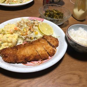 2020/01/22の夕食