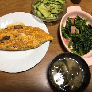 2020/01/23の夕食