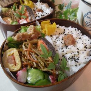 今週のお弁当(*^_^*)