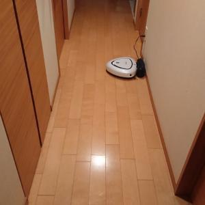 お掃除ロボットの名はルーロー♪