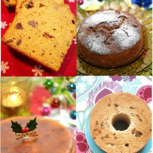 ケーキランキング更新しました! クリスマスケーキも。