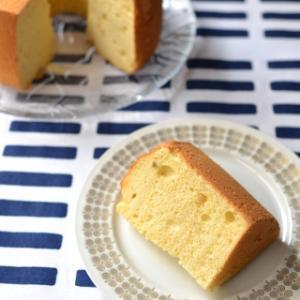夏が似合うケーキ<レモン>バージョン
