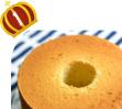 ケーキランキング更新しました。しっとりパウンドとふんわりシフォンケーキ♪