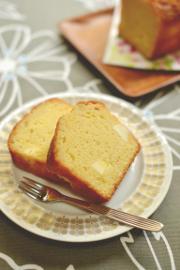 【ケーキのご感想】クリームチーズ入りレモンシロップのパウンドケーキ いただきました!