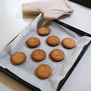 なかしましほさんのスマイルクッキー。