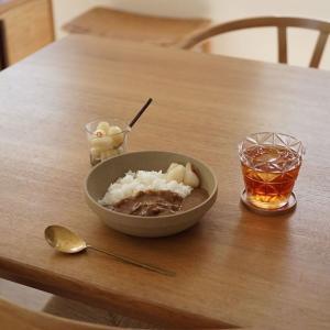 お昼ごはん & ポチレポ。