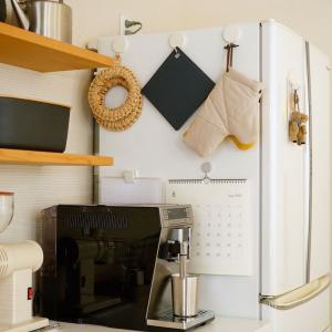 冷蔵庫の側面収納 & マラソン前のフライングポチ!