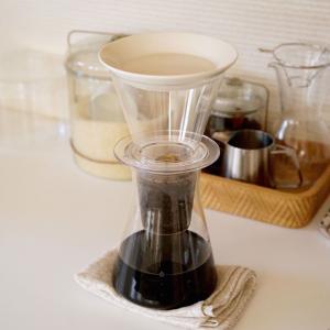 水出しコーヒー & オット弁キロク。