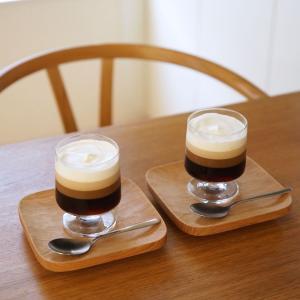 しましまコーヒーゼリー。