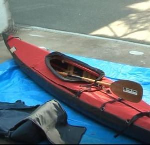PAYANCA(パジャンカ) ファルトボート久々に組み立ててみた