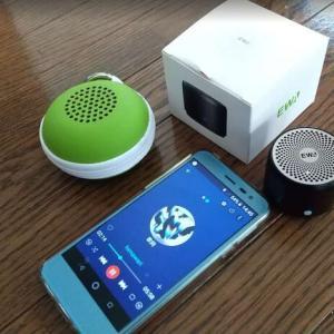 Bluetoothコンパクトスピーカー EWA製 A106