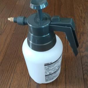 激泡製造器 ~ 高儀製 蓄圧式ガーデンスプレー(GHSN-1C) 改造