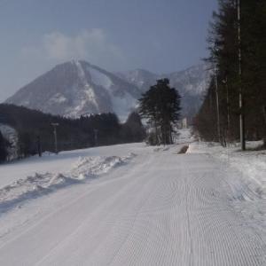はるの木島平スキー場