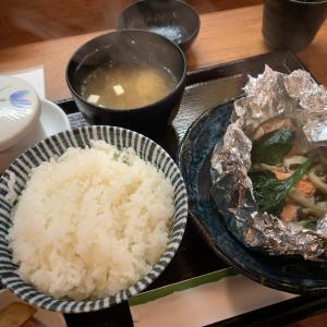 赤坂「鍋処いずみ田」で和食ランチ