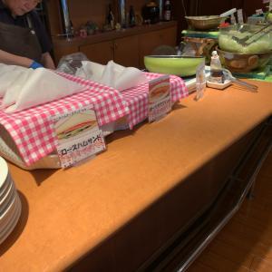 ポーたまサンドの朝食!沖縄「ロコイン松山」