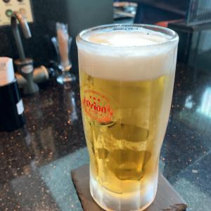 最後は空港で沖縄寿司!沖縄「琉球回転寿司 海來」